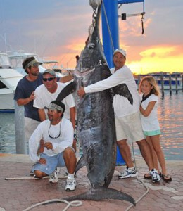 588 lbs. Swordfish - Palm Beach, FL