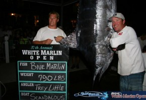 White Marlin Open – Day 1 Results
