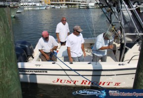 White Marlin Open – Day 4