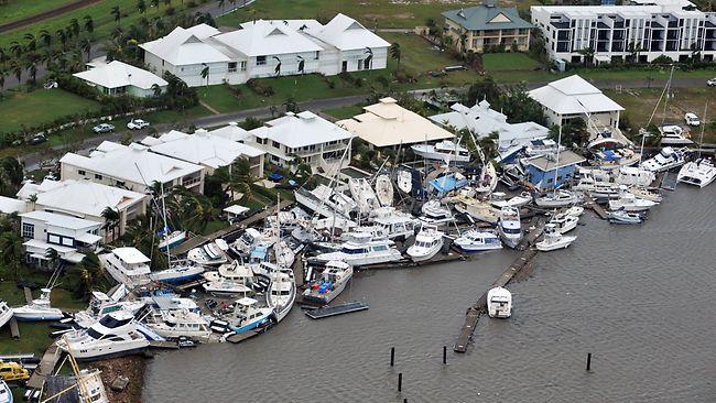 Yasi devastates NE Australia