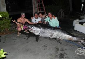 Puerto Rico Record Swordfish