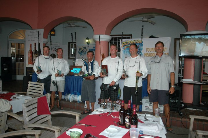 Fish On wins Bermuda Triple Crown