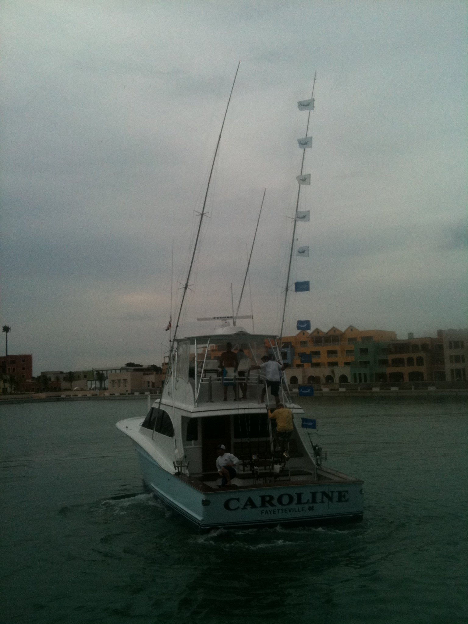Cap Cana Summer Marlin