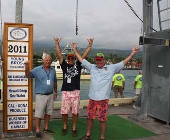 Port Vila Wins HIBT