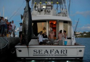 Grander for the Seafari in Bermuda
