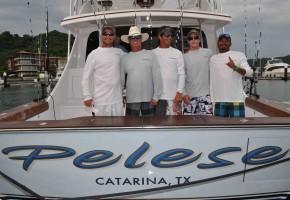 Pelese Wins Papagayo Cup
