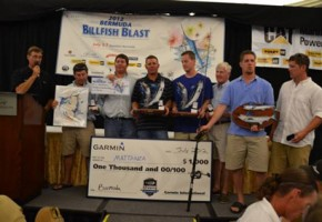 Mattanza wins the Billfish Blast