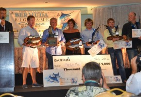 Fa La Me takes the Bermuda Big Game Classic