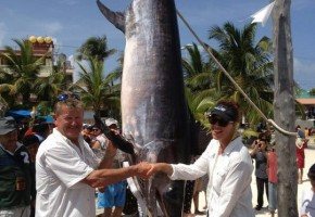 Big Swords in Isla Mujeres