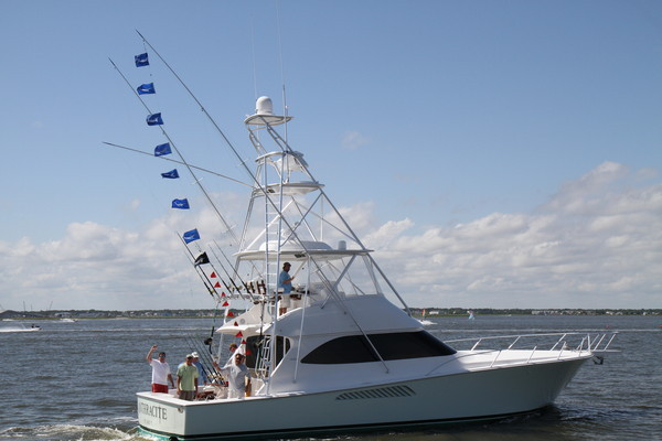 Viking 70 Wins Overnight Billfish Tournament