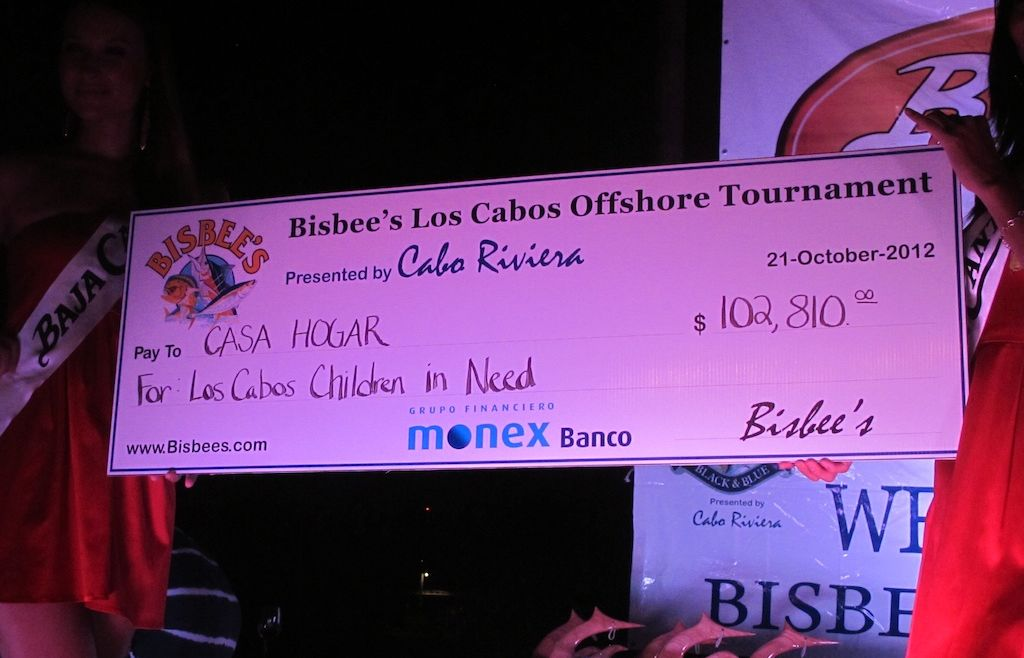 Los Cabos Offshore Tournament Results