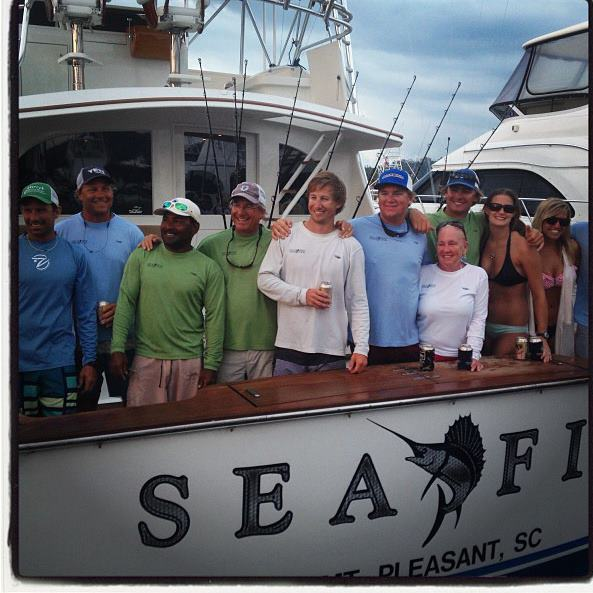 Sea Fix wins Billfish Series