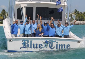 Blue Time Wins World Sailfish