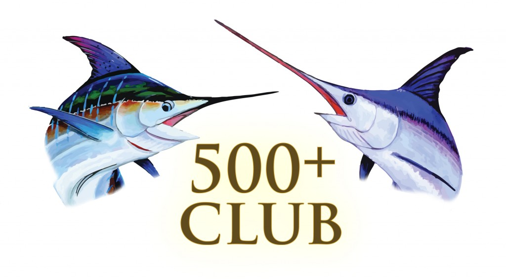 April 500+ Club Round Up