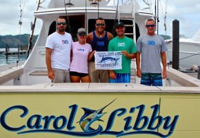 68 Blue Marlin – 3 1/2 Days