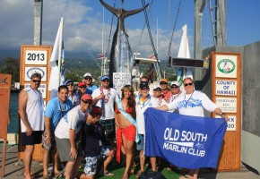 Old South Marlin Club Takes HIBT