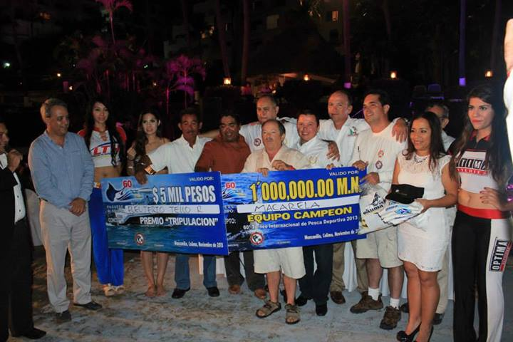 La Bestia Wins In Manzanillo