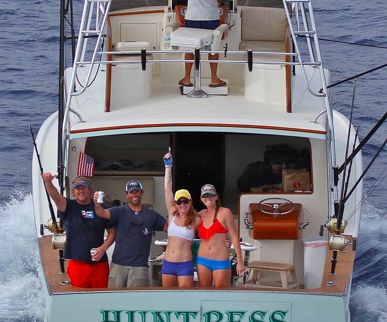 Huntress Returns Cup to Kona