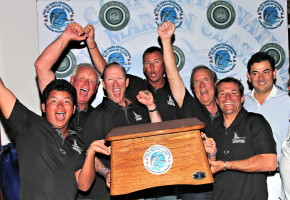Shoe Wins the Casa de Campo Classic