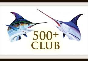 November 500+ Club Roundup