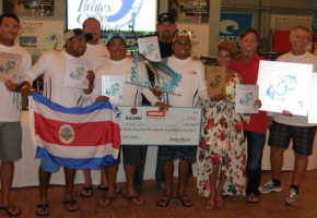 Uno Mas Wins Pirates Cove