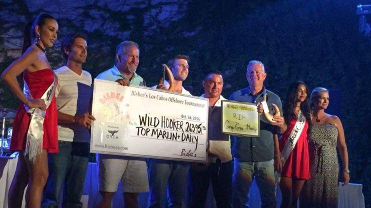 Wild Hooker Wins Los Cabos