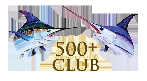 July 500+ Round Up