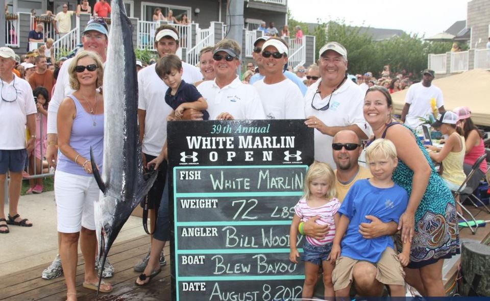 Great Numbers at the White Marlin Open