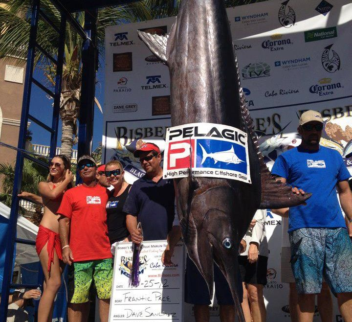 Bisbees $1.4 Million Blue Marlin