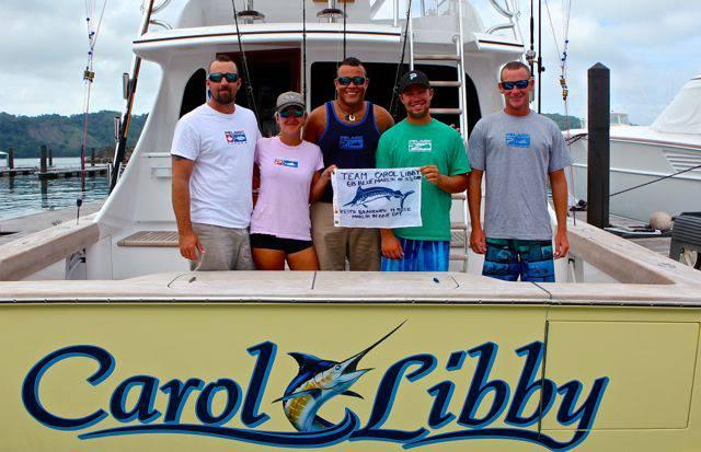 68 Blue Marlin – 3 1/2 Days